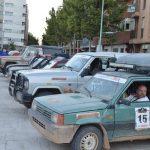 Los míticos del Spain Classic Raid paran en Ciudad Real
