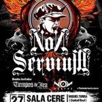 La Asociación Atutti Jorobi de Miguelturra presentará a Non Servium en concierto con motivo de su gira 20 Aniversario