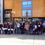 Ciudad Real: Clausurados dos cursos de inglés B1 y B2 del proyecto #Orienta2