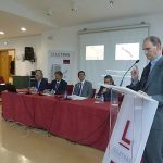 Diego Peris ingresa en el Instituto de Estudios Manchegos 32 años después del anterior arquitecto