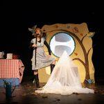 'El aire de las castañas' en el infantil del Teatro de la Sensación