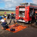 El Servicio de Emergencias 1-1-2 ha gestionado más de 5.300 actuaciones de Servicios de Bomberos y personal del SEIF durante los meses de verano