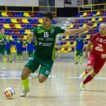 El FSD Puertollano-Deportes Zeus cosecha su primera derrota fuera ante el UMA Antequera