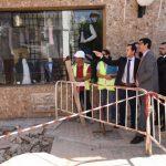 La Diputación invierte en lo que va de año medio millón de euros en Herencia