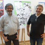 El cómic más allá del manga, en la Escuela de Arte de Ciudad Real