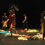 """""""Y tú ¿a quién traes?"""", danza contemporánea en el Teatro de la Sensación"""