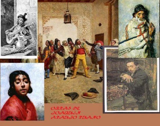 Obras de Joaquín Araujo Ruano