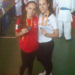 La ciudadrealeña Patricia Maldonado y la valdepeñera Nidia García, convocadas por la Selección Española para competir en el Campeonato del Mundo de Kárate