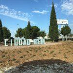 'Ciudad Real' en vidrio
