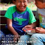 Manos Unidas denuncia que la actual <i>economía de exclusión</i> impide que millones de personas tengan una vida digna