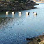 Puertollano: El pantano de Montoro, a la mitad de su capacidad (y bajando)