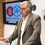 """Martín: """"Zamora y Ganemos juegan a ser empresarios con el dinero de los vecinos y tiran mil euros al día por sus caprichos"""""""