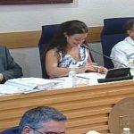 Pilar Zamora muestra su sorpresa al votar el PP «contra los intereses» de vecinos y de empresarios