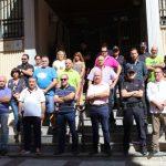"""Policías nacionales de Puertollano exigen a Interior una respuesta """"contundente"""" ante el """"ataque"""" sufrido en Cataluña"""