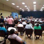 """Arranca la campaña electoral de """"Unión de Comunidades y Regantes"""" con un multitudinario acto en Villarrubia de los Ojos"""