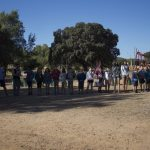 El Grupo Scout Siles 361 comienza una nueva ronda de acampadas