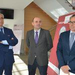 """El presidente de la Sociedad Española de Trasplante apunta en la UCLM a la """"escasez de órganos""""como el principal problema en la donación"""
