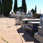 El Ayuntamiento de Villarrubia de los Ojos acomete una importante actuación en el Cementerio