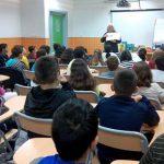 Mar Benegas y Aldo Méndez triunfan en los actos del Día de la Biblioteca en Villarrubia de los Ojos