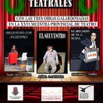 Noche de Monólogos Teatrales en el Quijano
