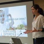 Blanca Calatayud despierta el apetito por mejorar la alimentación familiar