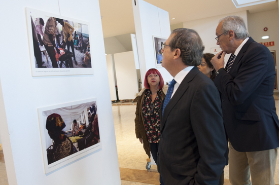 Exposición refugiados UCLM 2