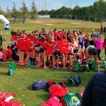 La Fundación Globalcaja Cuenca, en la 1ª prueba de Deporte Escolar Campo a Través