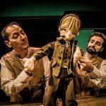 'Frankenstein, no soy un monstruo' de Pata Teatro en el infantil del Teatro de la Sensación