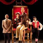 """""""¿Hamlet… es nombre o apellido?"""" de Tarambana en el Teatro de la Sensación de Ciudad Real"""