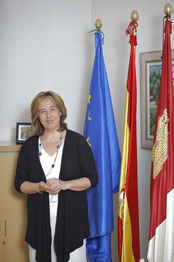 Jacinta Monroy Torrico, alcaldesa de Argamasilla de Calatrava