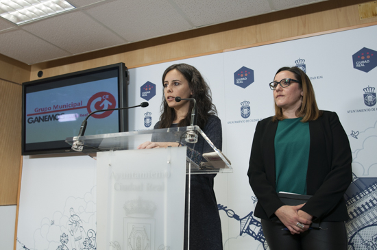 Nieves Peinado y María Díaz 1