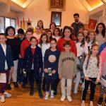 Los concejales escolares profundizan en la importancia de la ciencia para alcanzar la Paz