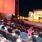 """Mil escolares de Ciudad Real aprenden a reciclar con la obra de teatro """"Mi cole recicla ¿y tú?"""""""