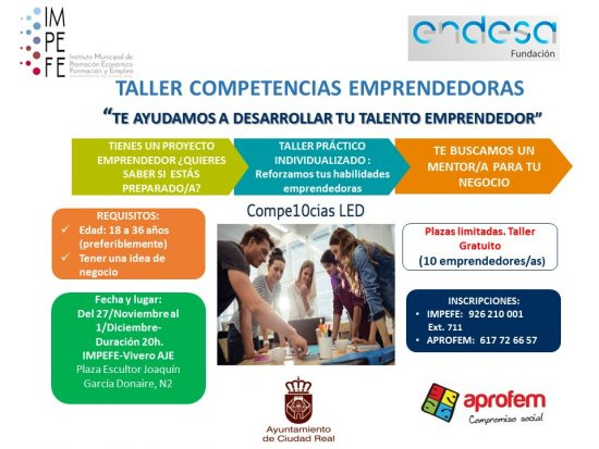 Taller COMPE10LED-IMPEFE