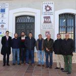 ADS Valle de Alcudia y promotores firman los primeros contratos de ayudas con cargo al nuevo LEADER