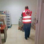 Cruz Roja Almodóvar continúa con el Programa 2017 de Ayuda Alimentaria repartiendo otros 2.322 kilos