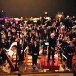 Un soberbio concierto culmina la semana de trabajo y estudio de la AMC Banda de Música de Puertollano