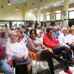 Puertollano: Ana Muñoz subraya el espíritu participativo de nuestros mayores en la XIV Semana de Homenaje