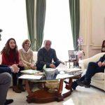 El alcalde de Arenas de San Juan solicita ayuda para la construcción del consultorio médico