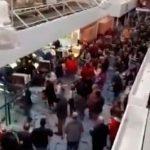 Ciudad Real: Atasco de carros en E.Leclerc