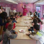 Ciudad Real: El autocar de los <i>amantes</i> del cerdo aparca en el Torreón