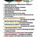 Puertollano: La Sociedad Recreativa Los Juncos organiza una jornada de iniciación a la cata el 11 de noviembre