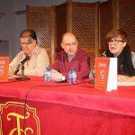 Manuel Ciudad compartió su entusiasmo por la historia de la Orden de Calatrava con el público torralbeño