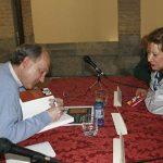 """Manuel Ciudad presentará su libro """"Nuestras vidas son los ríos"""" en Torralba de Calatrava"""