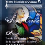 Mazantini y Amigos del Teatro se subirán al escenario con la Banda de Música de Ciudad Real para celebrar Santa Cecilia