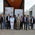 La Diputación envía 70.000 kilos de alimentos a los campamentos de refugiados saharauis
