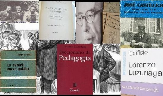 Lorenzo Luzuriaga, renovador pedagógico