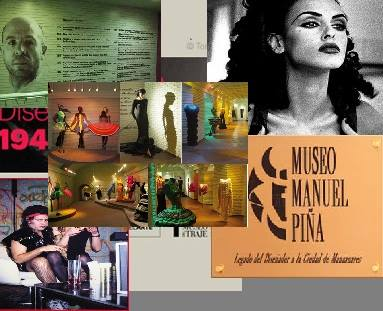 Mañuel Piña, diseñador de moda