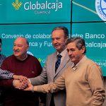 Convenio de la Fundación Globalcaja Cuenca con el Banco de Alimentos