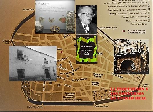 Inquisición y conversos de Ciudad Real